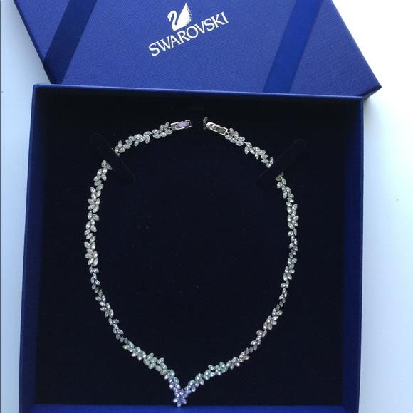 a54d4f89a73 Swarovski Diapason all around necklace. M_59823ac4c6c79575d300190b