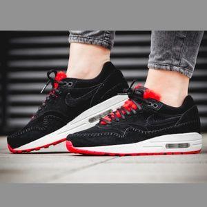 Women's Nike Air Max 1 Premium Suede  8.5