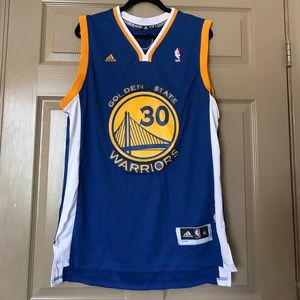 Other - Golden State Warriors jersey (never worn)