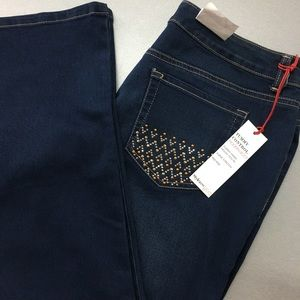 Style&Co. Tummy Control Modern Bootcut Jeans
