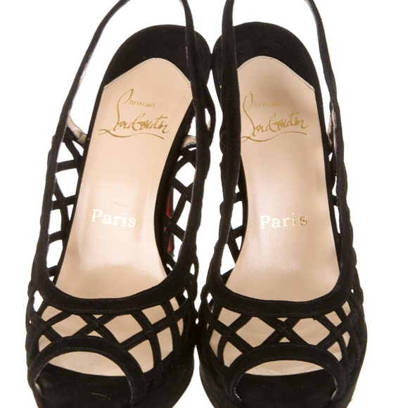Christian Louboutin Shoes - *PRICE REDUCED*** Christian Louboutin SlingbackS