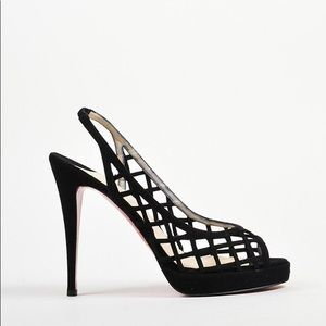 *PRICE REDUCED*** Christian Louboutin SlingbackS