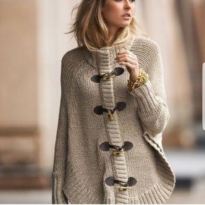 Sweaters - Michael Kors Poncho Sweater