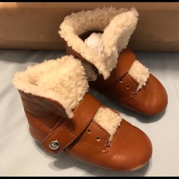 Coach Shoes | Baby Coach Booties | Poshmark