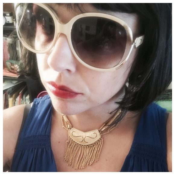 Pierre Cardin Accessories - 🎈sale🎈Pierre Cardin Vintage Sunglasses, Chic!