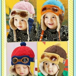 Other - Adorable Toddler Aviator Hat