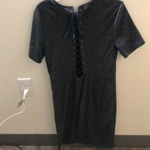 forever21 large bodycon dress