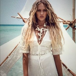 Spell and The Gypsy Collective Sahara Lace Maxi
