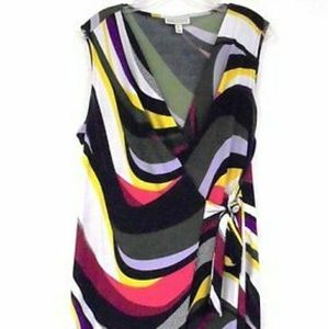 💖Colorful flattering dress, just add...!