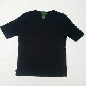 LAUREN Jeans Co. V-Neck Shirt