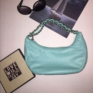 Wilson Leather turquoise purse 💕 (B7)