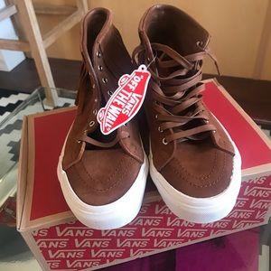 a1a45908324 Vans Shoes - Vans Sk8-Hi Moc