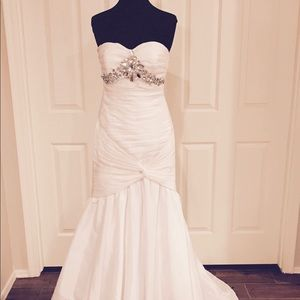 Dresses & Skirts - White Wedding/Pageant Gown