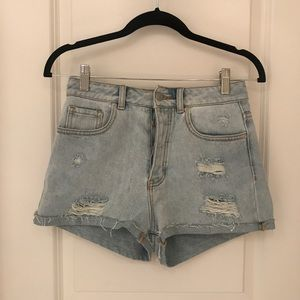 Brandy Melville Shorts | Jean Shorts - on Poshmark