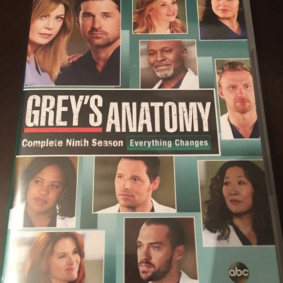 Grey\'s Anatomy Other | Greys Anatomy Season 9 | Poshmark