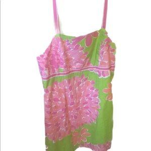 Sweet sundress for little girl