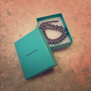 SOLD! Tiffany Bead Necklace