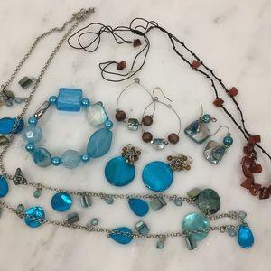 Jewelry - Nature Lovers Jewelry Set