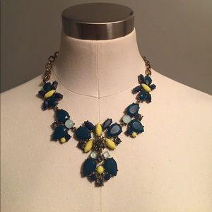 J crew costume necklace