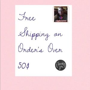 Other - Ask me about free shipping 🎉