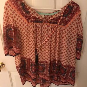 Flowy blouse