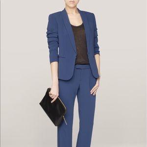 Rag & Bone Blue Tuxedo Jacket