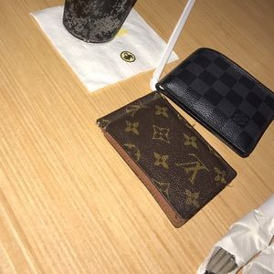 Wallets men Louis Vuitton original