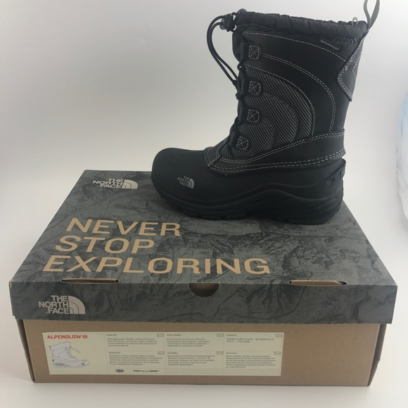 Sale North Face Youth Alpenglow Lll