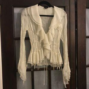 Tops - Stevie Nicks Inspired Vintage Shirt