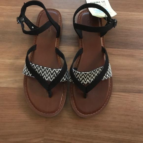 019e3715cdf 🌟Sale🌟Toms Vegan Lexie Sandals