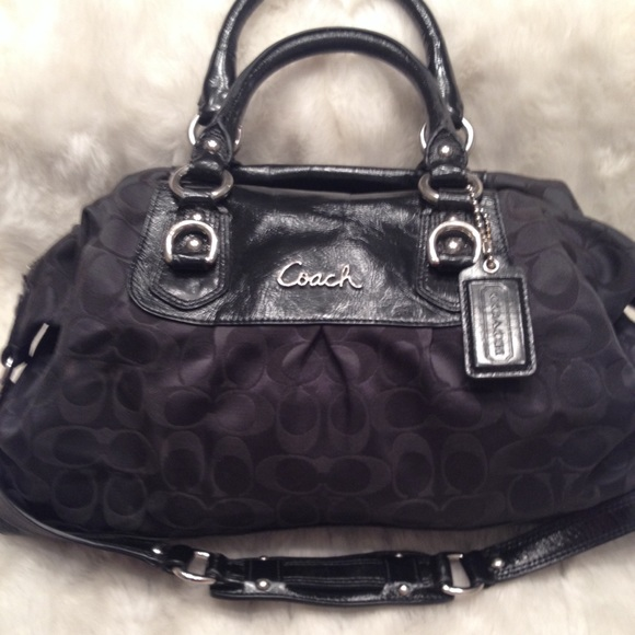 f2d9ff5d3e53 Coach Handbags - COACH Ashley Signature Satchel