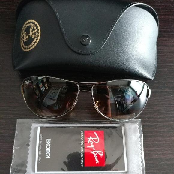 071f0fd9a8429 Ray-Ban 3342 Warrior Sunglasses