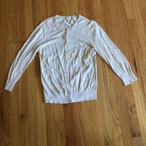 cardigan from J.Crew Factory