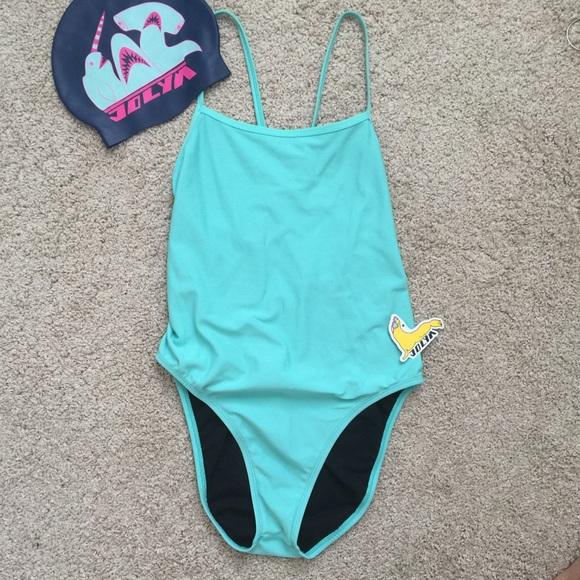 37a801dd781 Jolyn Clothing Swim | Seafoam Jolyn Jackson Onesie Size 36 | Poshmark