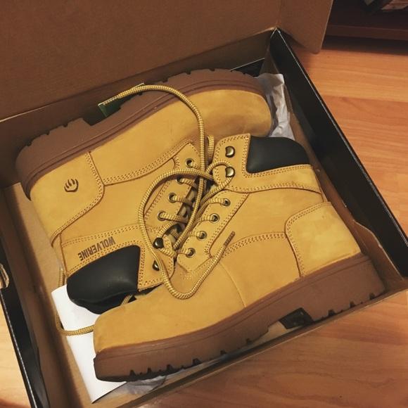 597621df39c Men's Wolverine Cheyenne Boots Size 7.5 NWT NWT