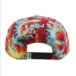 6072f4aa52f Vans Accessories - Vans Alice in Wonderland SnapBack