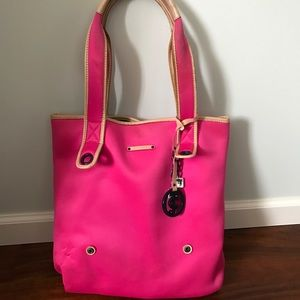 PRICD DROP!!! Juicy couture hot pink bag