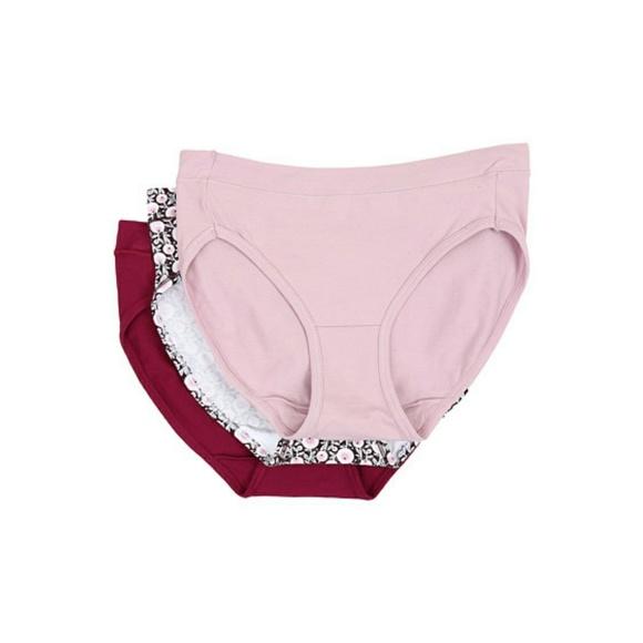 db3b297c8569 Jockey Intimates & Sleepwear   Elance Cotton Stretch Bikinis 3 Pack ...