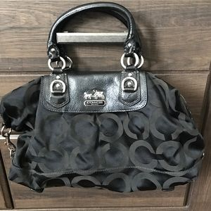PRICD DROP!!! Black coach bag