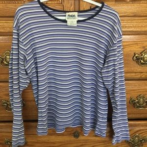 Striped Vintage Longsleeved Shirt