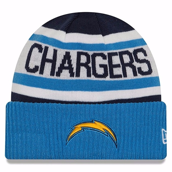 c469df9ba SOLD OUT Chargers Biggest Fan 2.0 Knit Beanie
