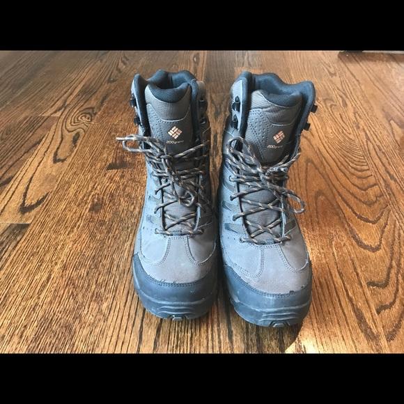 5ef880c92e6 Men's Gunnison Plus W Snow Boot 9 D US