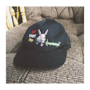 Vintage goosebumps hat RARE