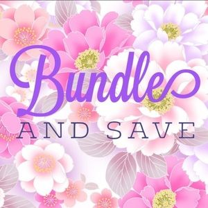 Other - 15% off bundles of 3 items or more🎉