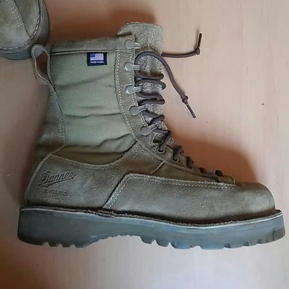 764e2454cbf Danner Desert Acadia Boot mens 6.5 (womens 8.5)