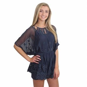 NWT Ministry of Style Huntress Romper