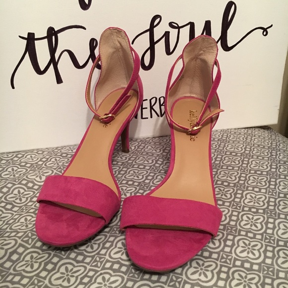 f184bb218fe8 Kelly   Katie Shoes - 🎉SALE LAST CHANCE! Hot Pink 3 inch Heels Size