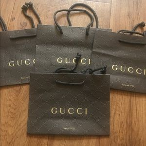 ❗️3 left ❗️Authentic GUCCI shipping bag bundle 🔥