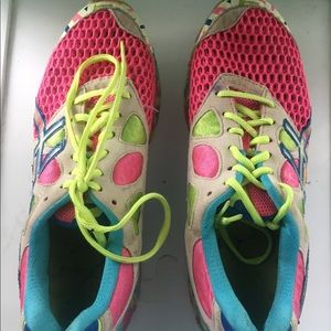 Asics Shoes - ASICS NOOSE GLOW IN THE DARK RUNNKMG SHOE