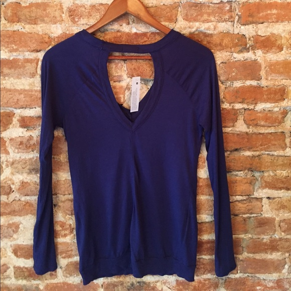LAmade Tops - •LA Made• NWT Long Sleeve Short